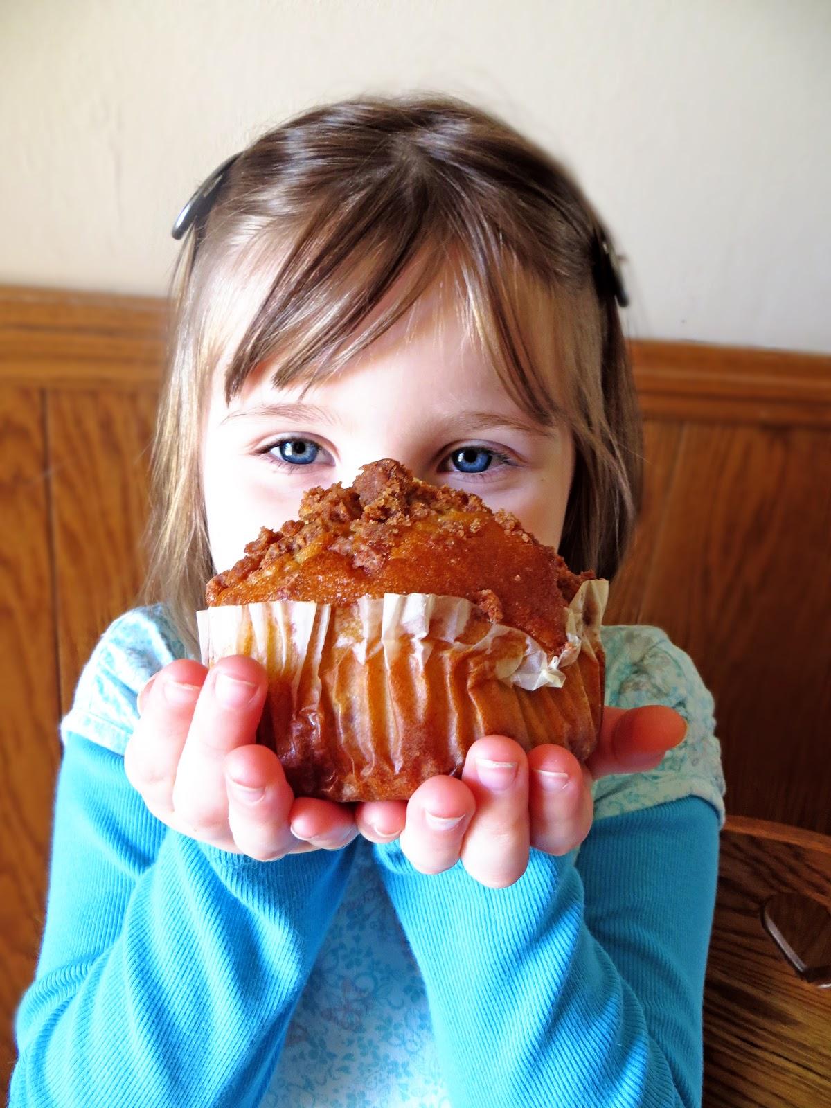 Artisan Fresh Cinnamon Muffins