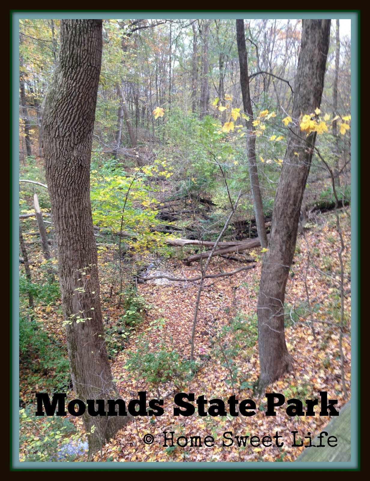 Mounds State Park, IN parks, family hikes