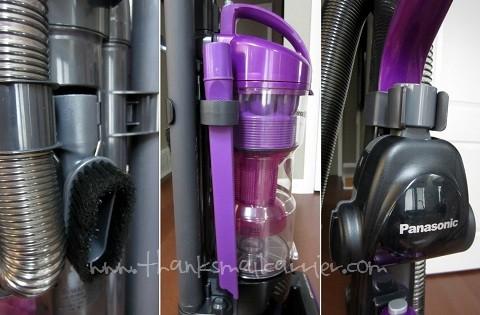 Panasonic vacuum attachments