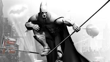 #21 Batman Wallpaper