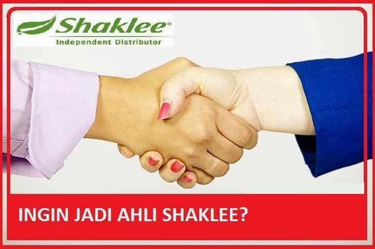 Jadi ahli Shaklee