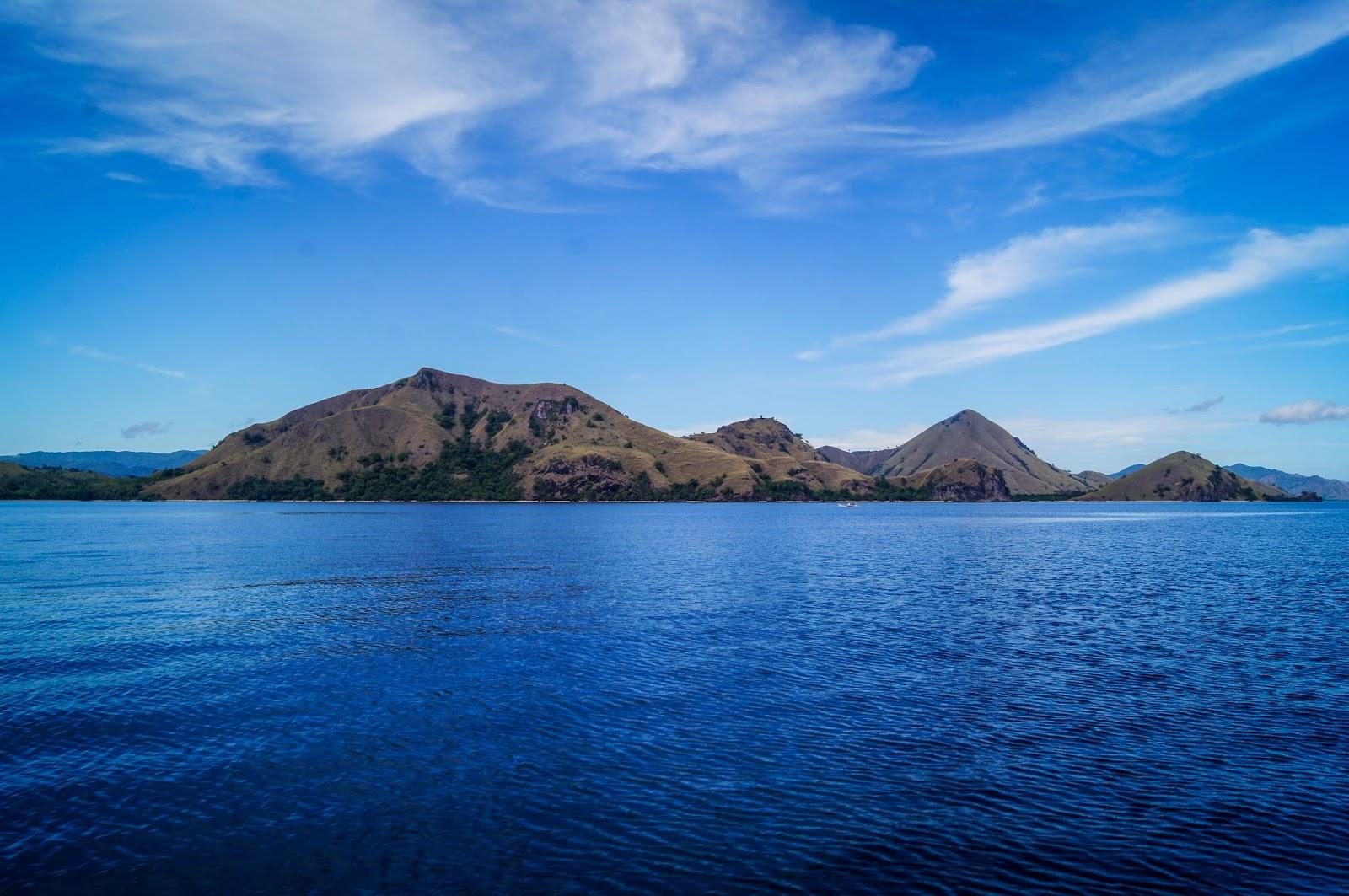 islas de komodo