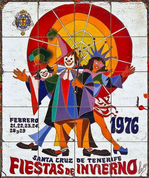 azulejo_cartel_carnaval_tenerife_1976