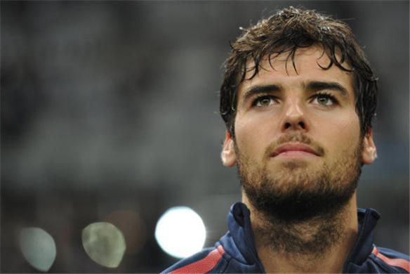 Yoann gourcuff footballer pictures biography and profile for Interieur sport gourcuff