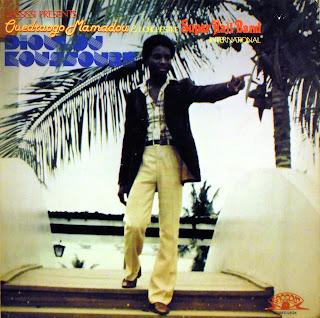 Ouedraogo Mamadou & l\'OrchestreSuper Rail Band International -Dioulou Koussoube, Sacodis 1979