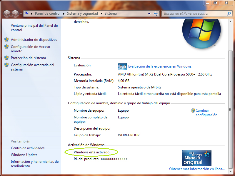 descargar activador de windows 7 ultimate