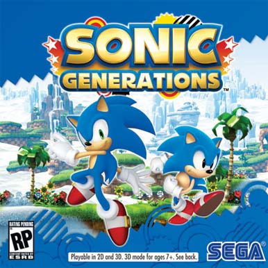 Sonic Generations Download for PC