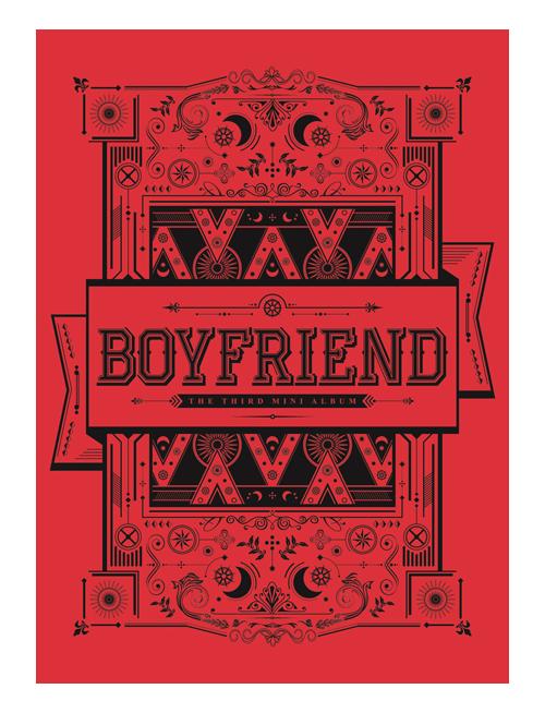 Boyfriend - Witch Mini Album Vol. 3