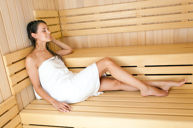 sauna or steam room for weight loss