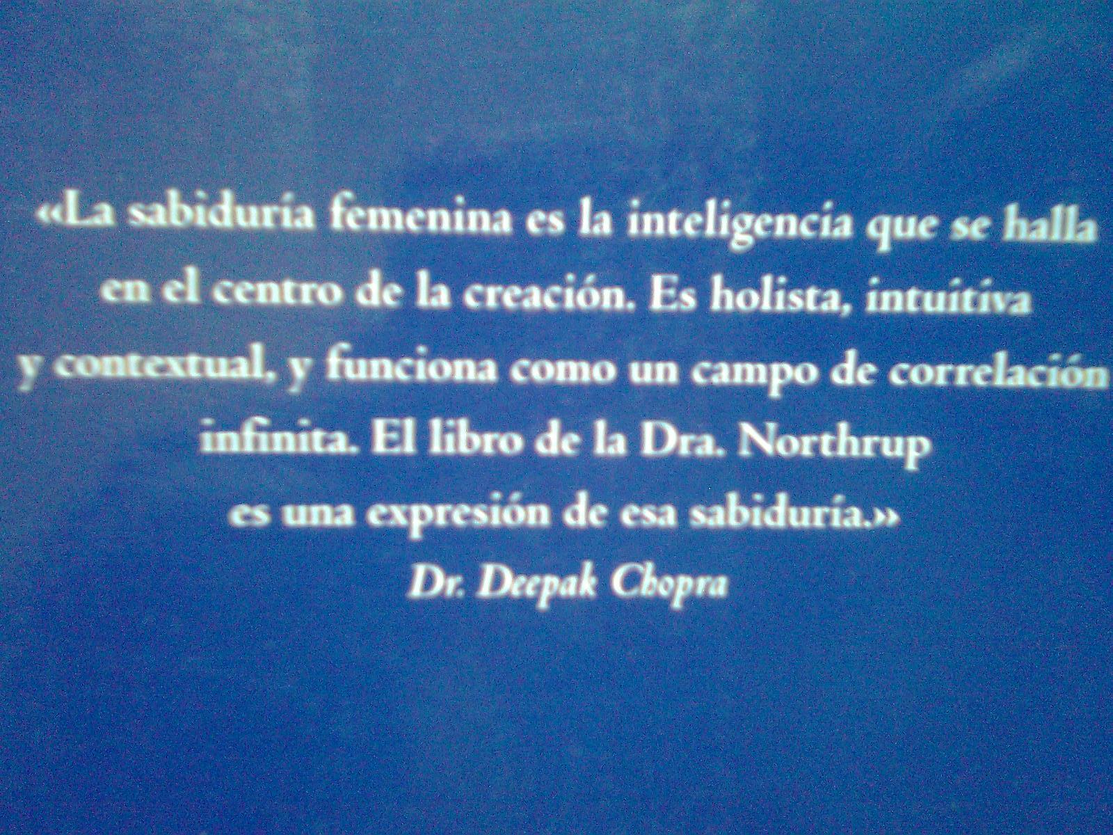 Sabiduría de la Mujer: junio 2012