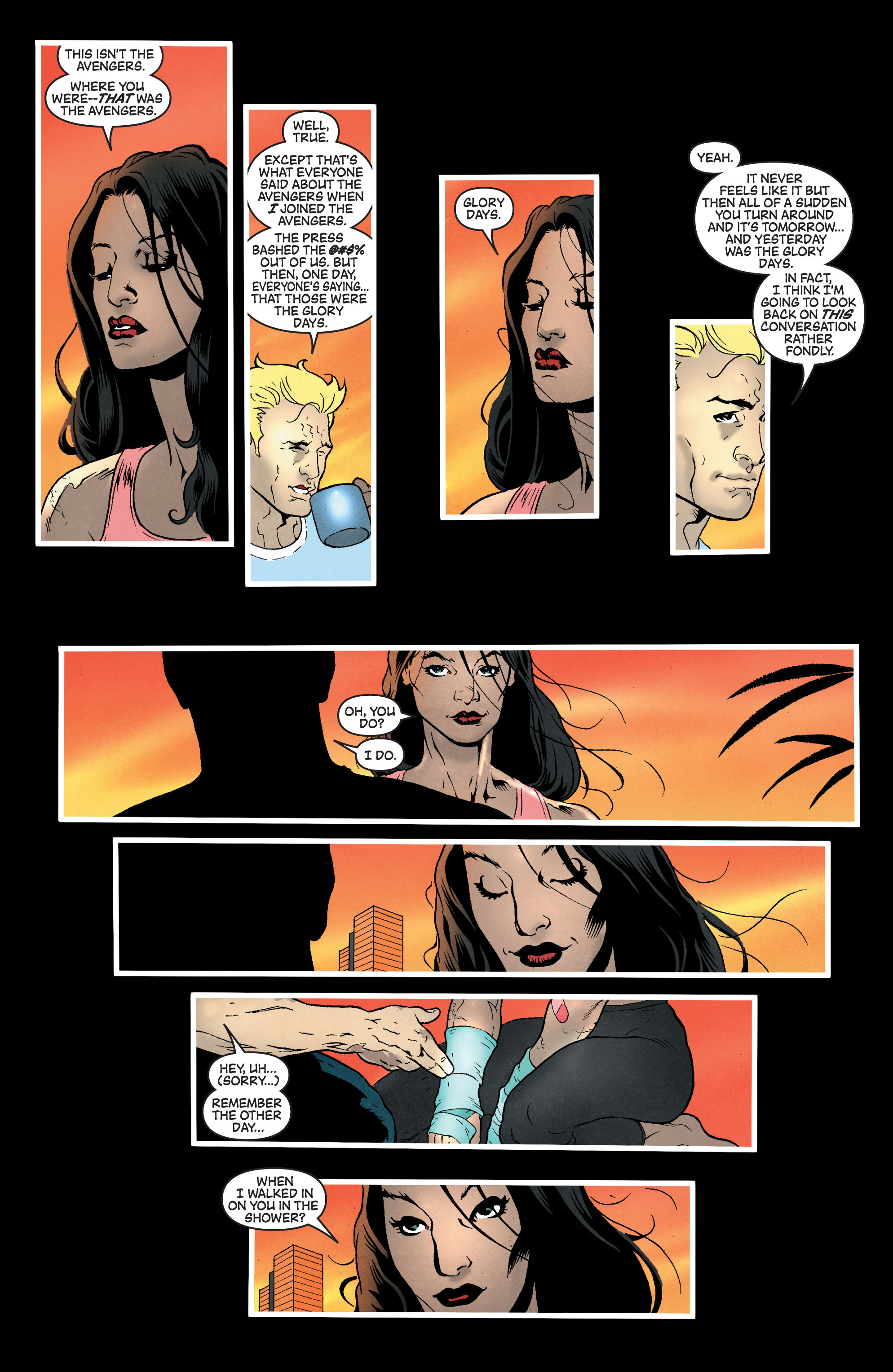 Read online Secret Invasion: The Infiltration comic -  Issue #7 - 21