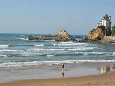 Tempat wisata di Biarritz, France (Prancis)