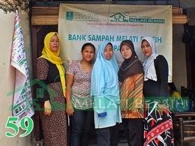 Bank Sampah Melati Bersih Ketapang Pamulang Barat Pamulang Tangerang Selatan