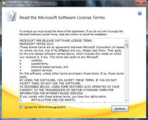 Cara/Langkah 2 Instal Microsoft Office 2010
