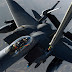 United States Air Force F-15E Strike Eagle fighter jet Refueling Over Afghanistan