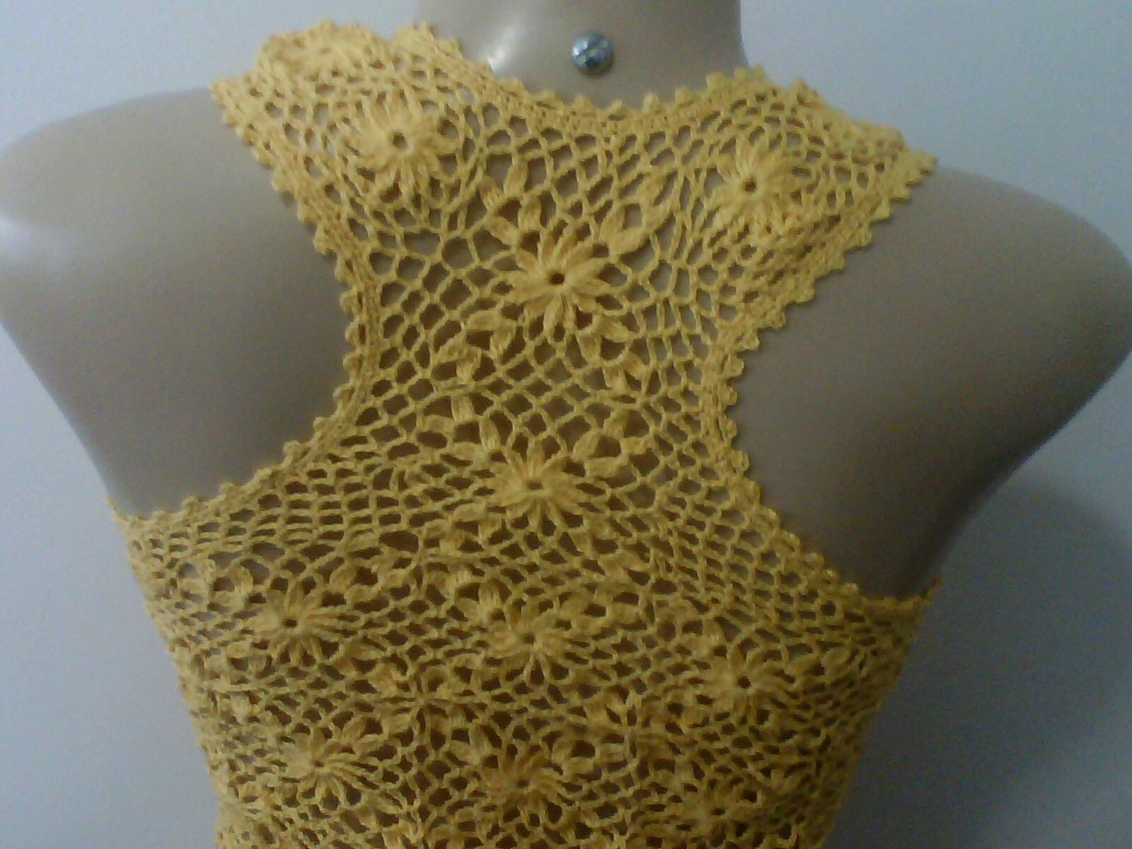Cardigan Em Croche Com Grafico 72