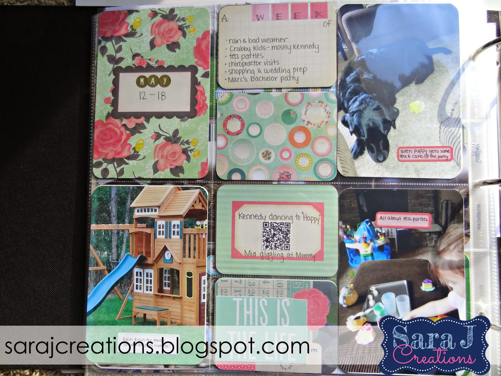How to scrapbook with project life - To Do This I Started Uploading The Video To Youtube I Used To Upload It Right To My Family Blog But Then Blogger Switched Things Up And You Could