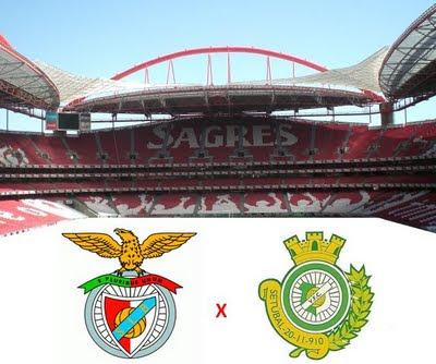 Benfica vitoria setubal