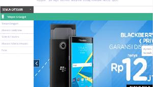 Belanja Gadget dan Aksesoris Handphone Termurah ya di blanja.com aja..!