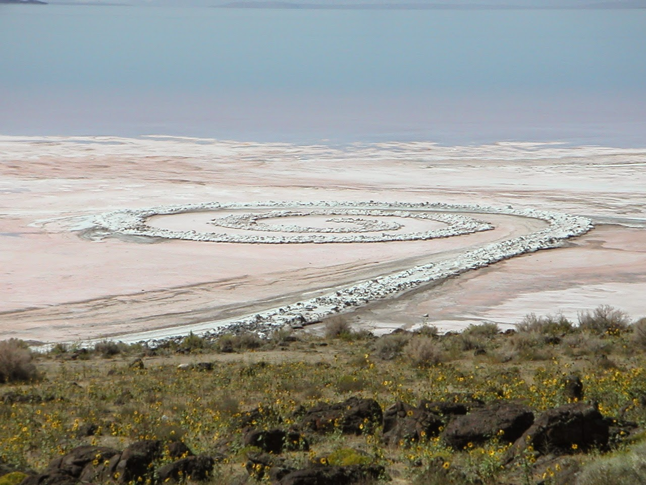 spiral jetty essay To ensure that spiral jetty is accessible to future generations selected articles/reviews/essays about robert smithson essays | exhibits.
