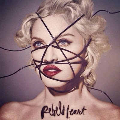 Disco de Madonna terá três versões