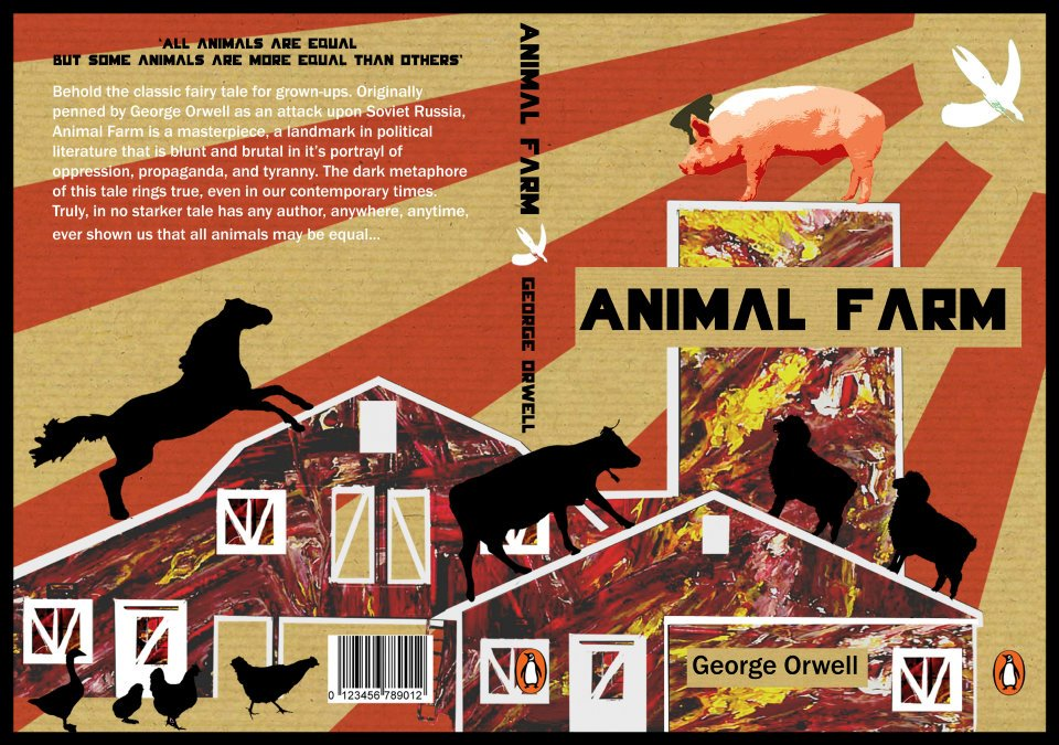 Animal Farm Propaganda Poster Examples Animal farm