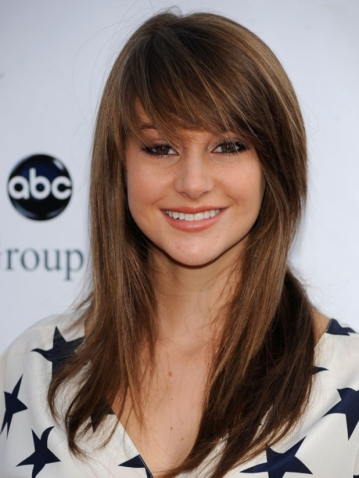 Long Haircuts For Women Long Hairstyles With Bangs Are Best For