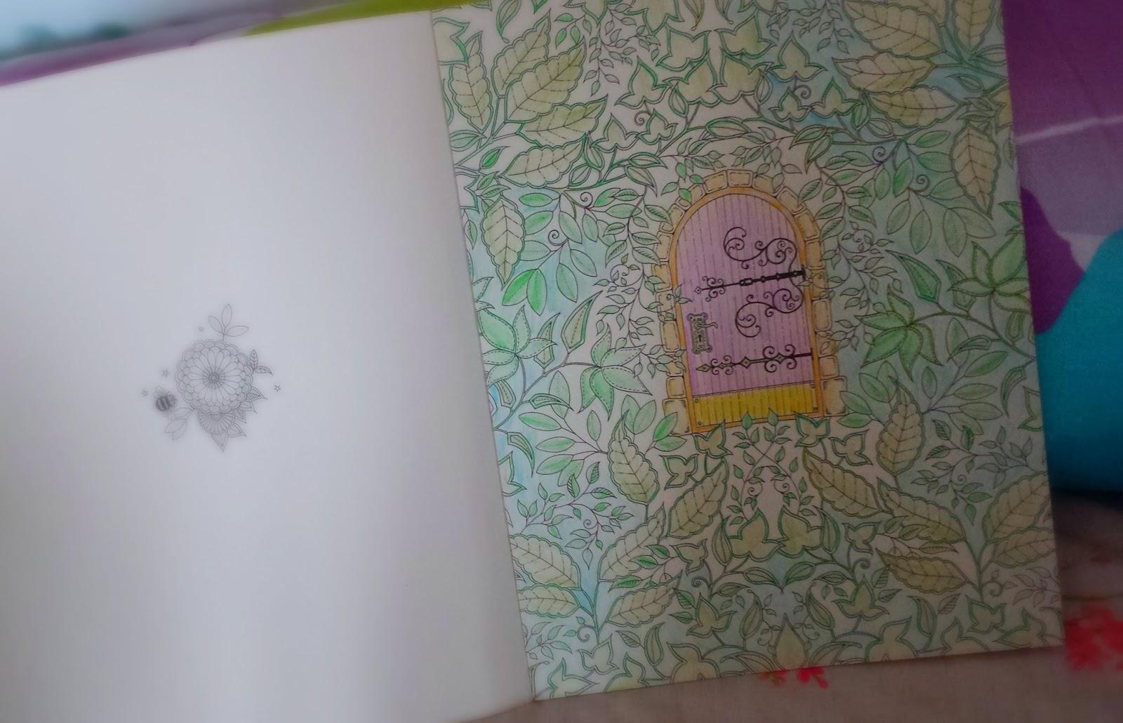 Spotlight Review Secret Garden Artists Edition By Johanna Basford