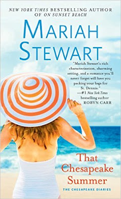 book review, that Chesapeake summer, Mariah Stewart