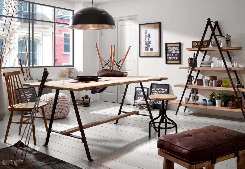 Muebles de comedor 4 opciones para el comedor - Decoracion vintage industrial ...