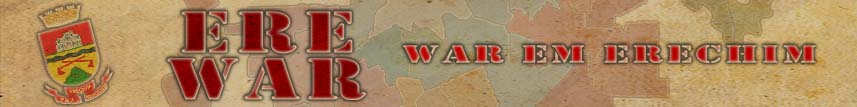 ERE WAR :: WAR EM ERECHIM