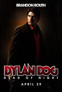 Dylan Dog e as Criaturas da Noite - DVDRip - AVi Dual Áudio + RMVB Dublado