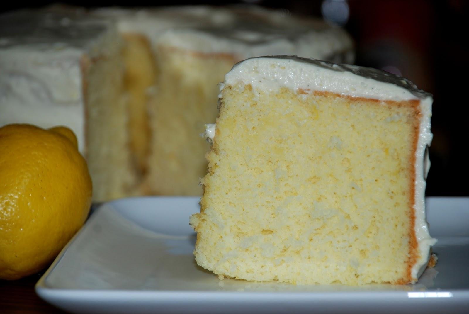 Best Frosting For Lemon Chiffon Cake
