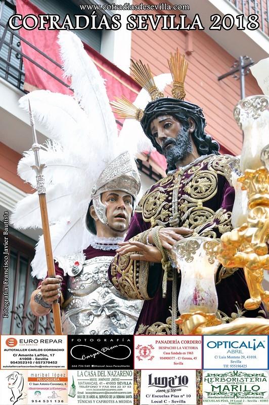 Cartel Cofradías Sevilla 2018