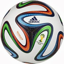 Balón Brazuca oficial Mundial Brasil adidas comprar precio