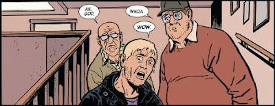 Hawkeye #7 Wow - 365 Days of Comics