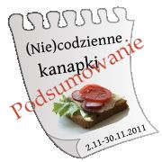 (Nie)codzienne kanapki - podsumowanie
