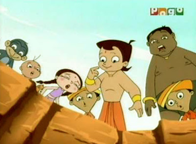 Chota Bheem Cartoon Pogo Picture