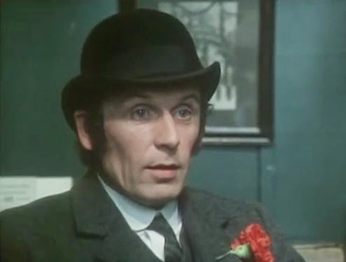 Alan Dobie in 'Cribb'