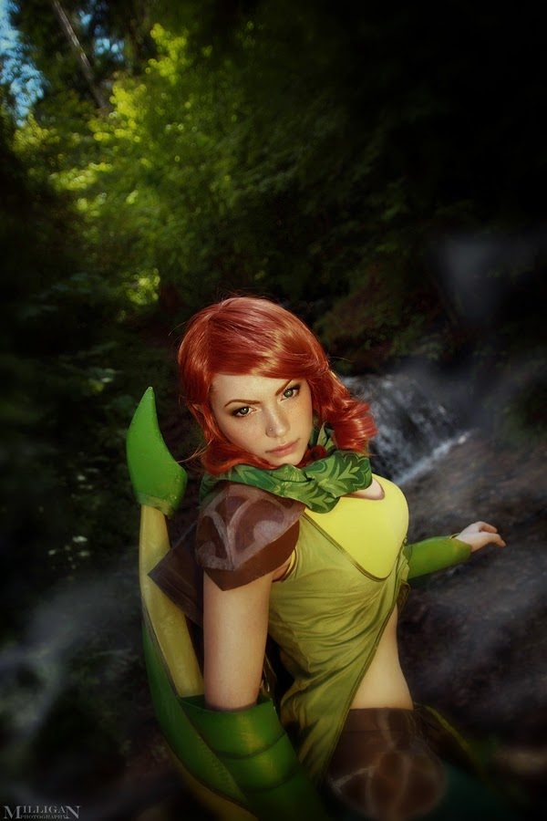 DotA 2 - WindRanger - That's got to hurt