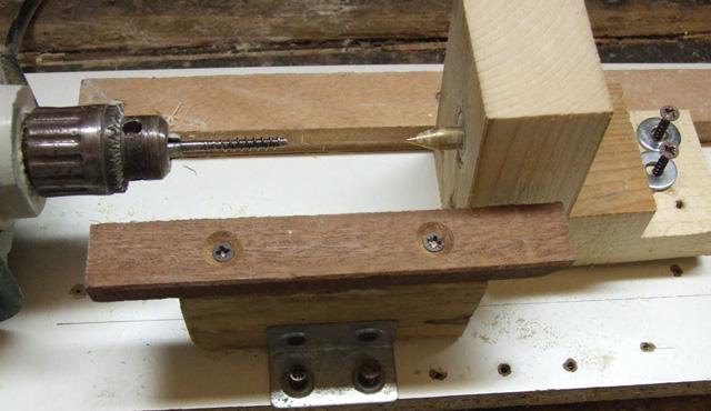 Labrolures tornio casalingo con copiatore for Tornio per legno con copiatore usato