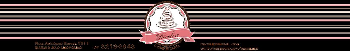 CONFEITARIA DOCELISE Tortas, doces e salgados