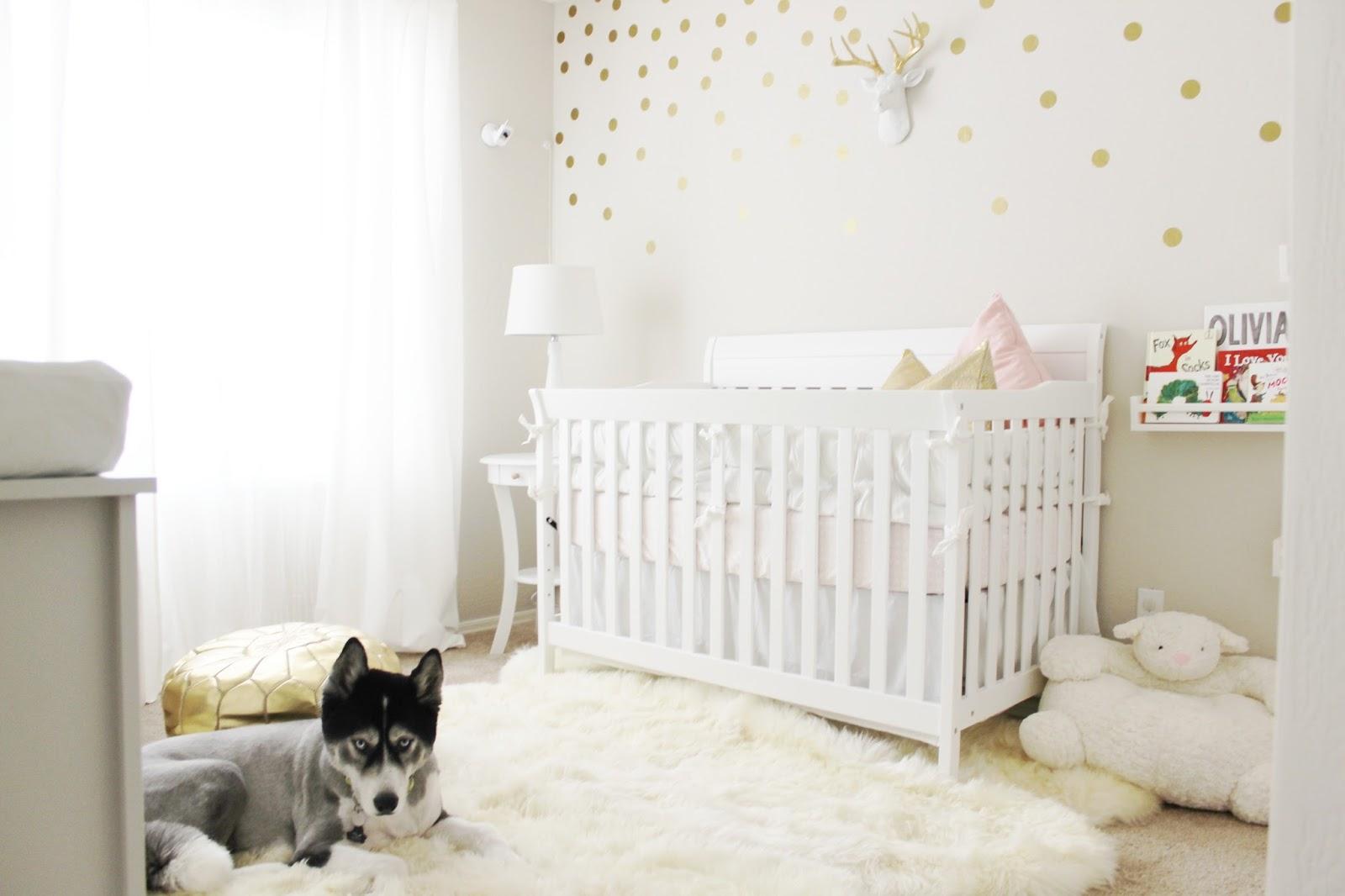Nursery Reveal Aubrey Kinch The Blog Bloglovin