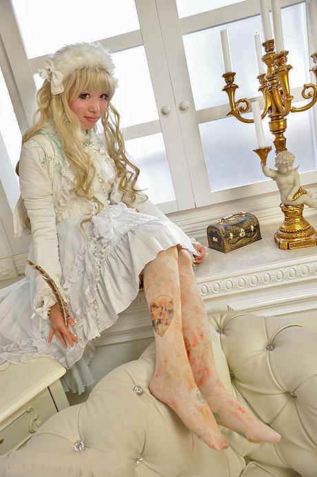 Fashionable Lolita Hairstyles