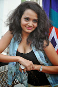 New Actress Jhansi Hot Stills in Shorts-thumbnail-17