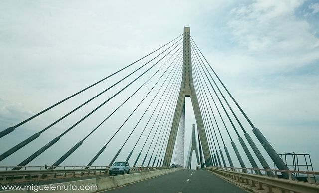 Puente-Guadiana-Huelva-Algarve