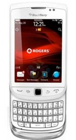 BlackBerry Torch 9810 White