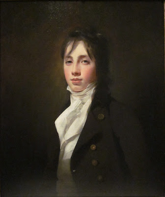 Henry Raeburn William Fraser Reelig one objectivist's art object of the day
