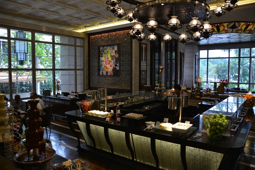 Restaurant Mosaic Kuala Lumpur
