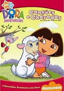 Filme Poster Dora, A Aventureira Canções e Charadas DVDRip XviD & RMVB Dublado